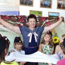 Юные казачата посетили музейный уголок